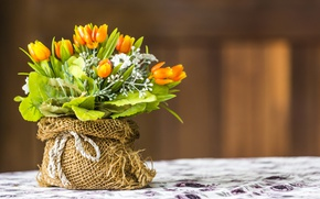 Picture Flowers, Tulips, artificial flowers, Bouquets