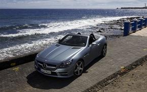 Picture Mercedes, 350, SLK