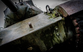 Wallpaper weapons, M47, Patton, tank