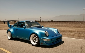 Picture 911, Porsche, turbo