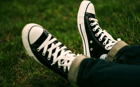 Picture Grass, Style, Sneakers, Fashion