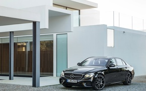 Picture house, 4MATIC, Mercedes-AMG, E 43