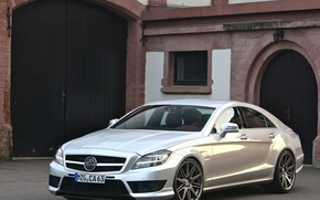 Picture tuning, Mercedes, Mercedes, Carlsson, CK 63 RSR