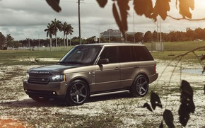 Picture car, Range Rover, tuning