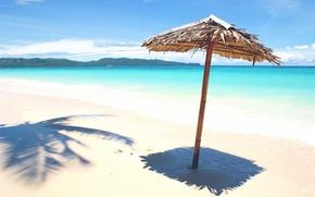 Wallpaper sea, shore, beach, 157, canopy