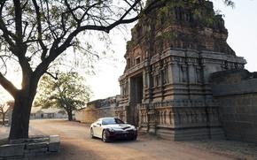 Picture car, wallpaper, ferrari, wallpapers, gates, indian, temple