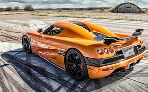 Picture Koenigsegg, supercar, CCXR, Koenigsegg