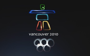 Picture Olympics, symbol, vancouver