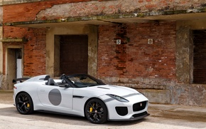 Wallpaper F-Type, Project 7, UK-spec, Jaguar, 2014, Jaguar