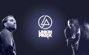 Wallpaper rock band, Linkin Park, Mike Shinoda, Chester Bennington, Chester Bennington, Mike Shinoda, alternative, Linkin Park