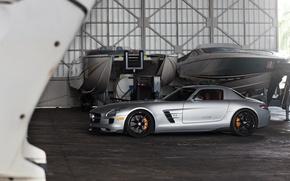 Picture Mercedes, AMG, SLS, HRE, P101