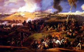 Picture picture, Louis Lejeune, 7th September 1812, Battle of Moscow