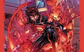 Picture Red, Super, Superboy