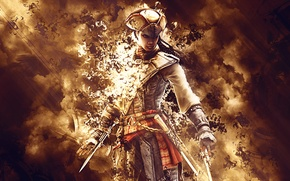 Picture Girl, Abstract, Ubisoft, Assassin's Creed III: Liberation, Video Game, Ubisoft Sofia, Aveline de Grandpré, Liberation, …