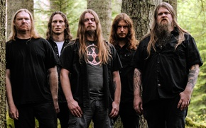 Picture Norway, Enslaved, Progressive/Black/Viking Metal