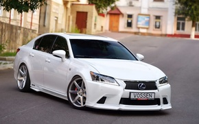 Picture car, auto, tuning, Lexus, Lexus GS