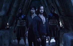 Picture the series, promo, Da Vinci's Demons, season 2, Tom Riley, Da Vinci's Demons