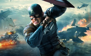 Picture Marvel, Steve Rogers, Soldier, Captain America The Winter Soldier