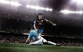 Picture football, Barcelona, barcelona, Puel