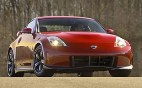Picture coupe, Nissan, 350Z, Nismo