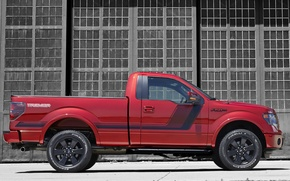 Picture Ford, pickup, F-150, Tremor