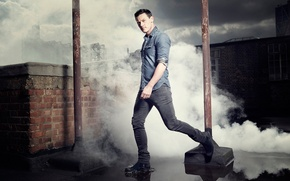 Picture photoshoot, Luke Evans, Luke Evans