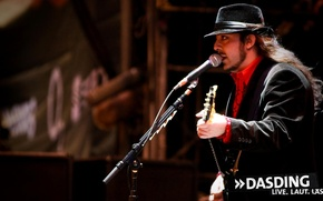 Wallpaper Rock am Ring 2011, System of a Down, Daron Malakian