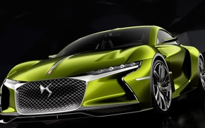 Picture Concept, Green, The front, Geneva