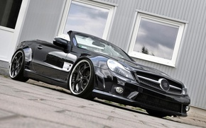 Picture TUNING, MERCEDES, PROIR, BLACK