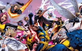 Wallpaper the film, x-men, x-men