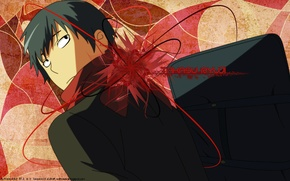 Picture anime, art, toradora, toradora, takasu ryūji
