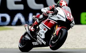 Wallpaper motorcycle, sport, track, yamaha, exhaust, sportbike, Yamaha, WSBK