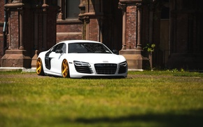 Picture Before, Garde, Wheels, audi, r8