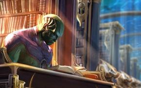Picture library, DC Comics, Comics, Martian manhunter