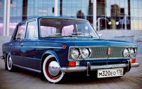 Picture Lada, vaz, VAZ, lada, Lada, 2103, low classic