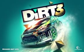 Wallpaper Colin McRae Rally, rally, rally, dirt3, dirt