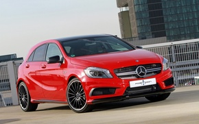 Picture Mercedes-Benz, AMG, by Posaidon, A 45