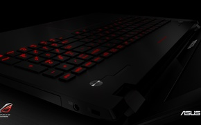 Picture ASUS, ROG, Republic Of Gamers, G56