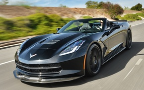 Picture Corvette, Hennessey, Stingray