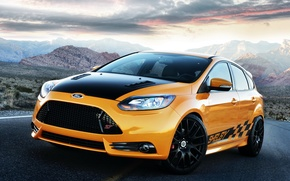 Picture ford, shelby, focus