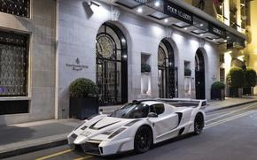 Picture Ferrari, Gemballa, Enzo, The MIG-U1