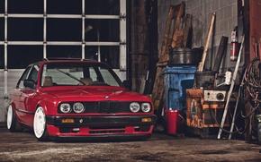 Picture coupe, garage, Boomer., Bmw E30