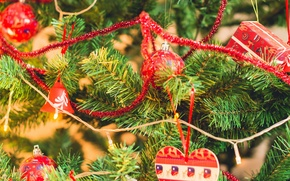 Picture balls, holiday, tree, new year, light, new year, merry christmas, holiday, alex levi