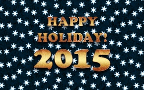 Picture snowflakes, text, background, Wallpaper, New year, holiday, Happy, 2015