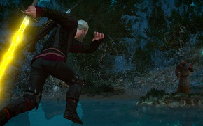 Picture RPG, Geralt, The Witcher 3 Wild Hunt, the witcher 3, the witcher 3 wild blood …