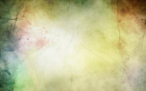 Picture surface, texture, color