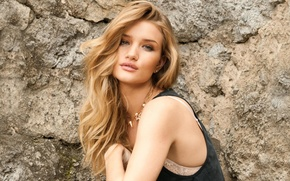 Picture look, girl, pose, model, actress, blonde, girl, model, hair, blonde, Rosie Huntington-Whiteley, pose, Rosie Huntington-Whiteley, …