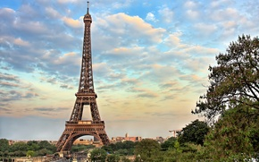 Picture France, paris, Eiffel tower, Paris, france, the city