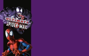 Picture comic, Marvel Comics, Spider-Man, Venom, Venom, Peter Parker, Peter Parker, Spider-Man, Marvel, symbiote, Eddie Brock, …