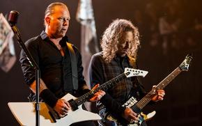 Picture music, scene, music, concert, guitarist, microphone, Rock, musician, electric guitar, Rock, singer, Metallica, the poet, …